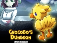 Chocobo's Dungeon - демо