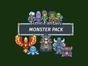Monsters Time Fantasy на Светлой